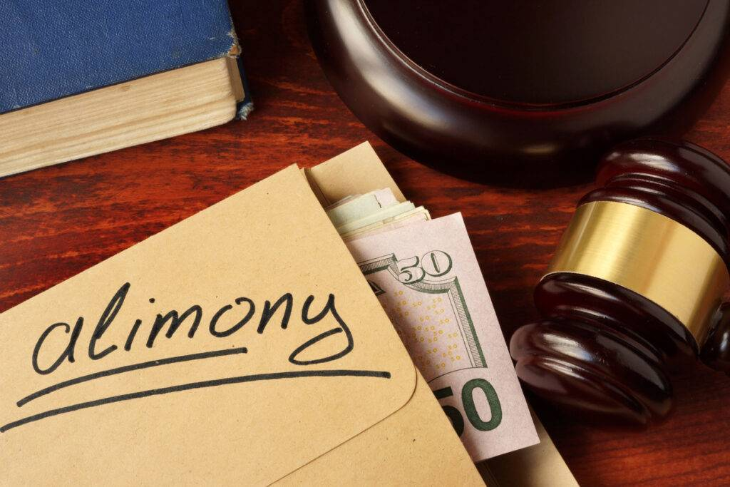 alimony law in Georgia
