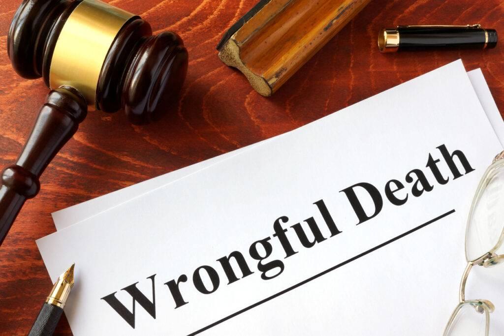 wrongful death in Georgia